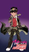 Marco's Bizarre Adventure by BakaJager