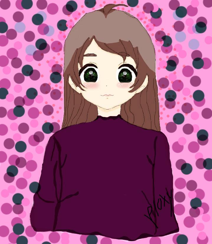 Michiko by Pl0xu