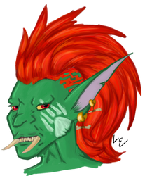 Forest Troll by Fire-Dash