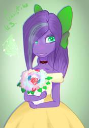 Christine Oc (fnaf? or what ever.. ) by PurpleGirlChristine