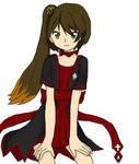 Hikari 3rd uniform by AoiDias