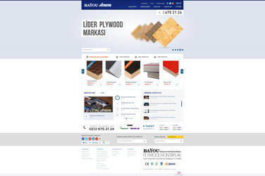 Bayou Matho | Home by interfacedesigner