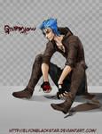 Grimmjow by ElyonBlackStar