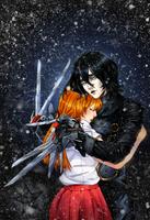 Iced embrace by ElyonBlackStar