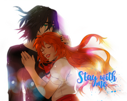 Stay with me by ElyonBlackStar