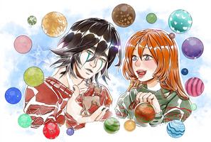 Preparing for Christmas by ElyonBlackStar