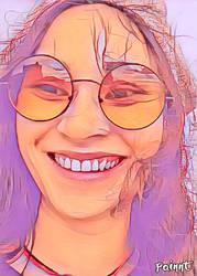 Purple vibes by Lollipopyou