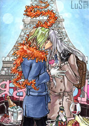 Paris by pink-pink