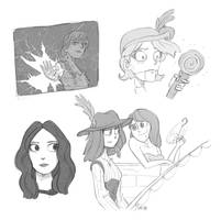 TT doodles by ILACAVGBMJC