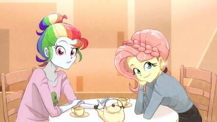 Tea Time! by ILACAVGBMJC