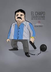 El Chapo by pedrum