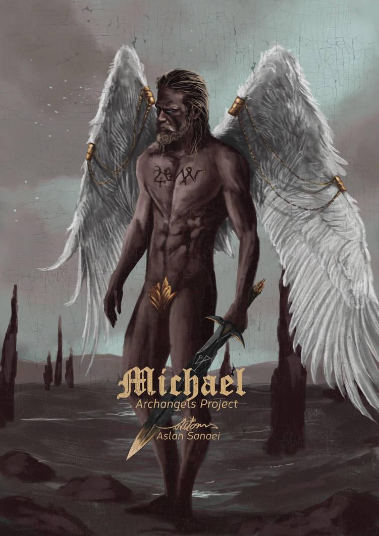 Michael Archangel by pedrum