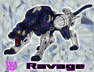 Ravage by pascal-verhoef