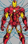 Iron Man - Mark 7 by pascal-verhoef
