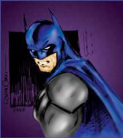 Batman - Romano Molenaar and Me by pascal-verhoef