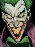 The Joker - Romano Molenaar and Me by pascal-verhoef