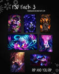 PSD Pack 3 by Thundawave