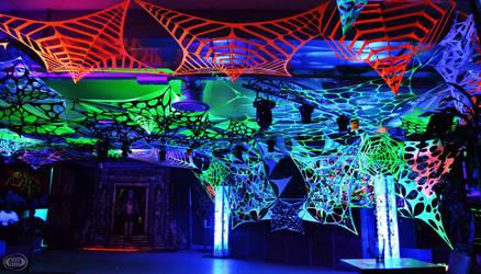 Xantico 3.0 (2014) a mayan rave party by Decotukos