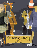 UNSW 2012 diary cover by Alex-Hammond