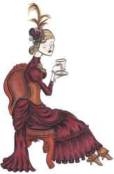 Steampunk Tea by Alex-Hammond
