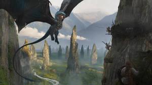 Dragon by Robin-Boer