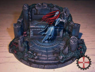 Tomb Banshee warhammer fantasy by ForgeCreations