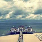 Pier by MelissaBalkenohl