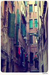 Remembering Venice - 2 by anjali