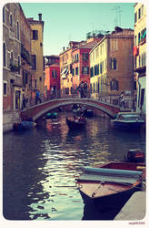 Remembering Venice - 3 by anjali