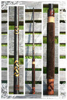 Celtic Wand by McGovernArts