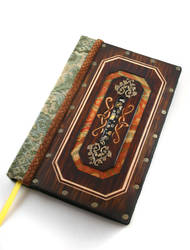 Victorian Clockwork Journal by McGovernArts