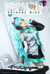VOCALOID 01 : Hatsune Miku by ahmad005