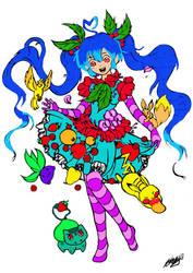 Color Contest by yuukihanabusa
