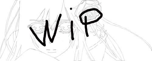 Wip Yuuki by yuukihanabusa