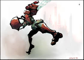 spiderman by Goshun