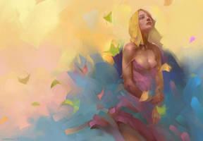 Fall by Goshun