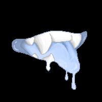 Mouth Pixel - F2U by AngelArtzUniverse
