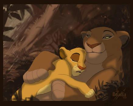 A mother's love by TLK-Ileana