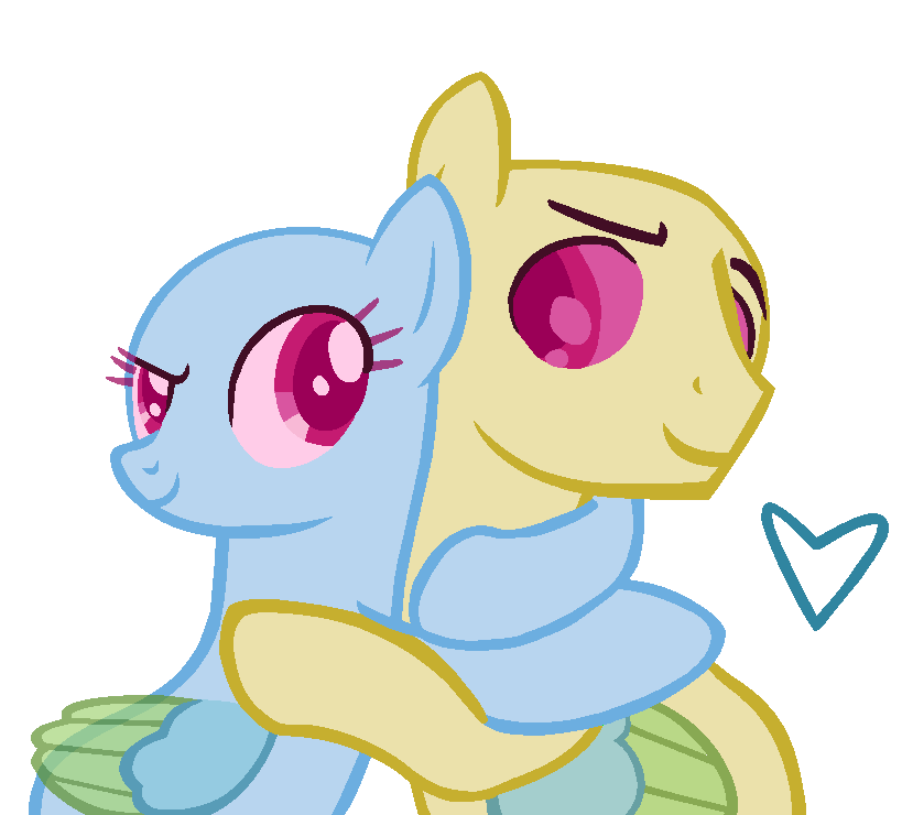 MLP Base - This isn't a hug, it's a chokehold! by Tech ...