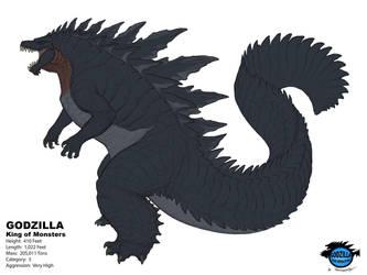Kaiju Revolution: GODZILLA by Transapient
