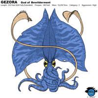 Kaiju Revolution: GEZORA by Transapient