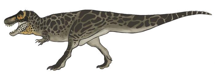 Tyrannosaurus Model by Transapient