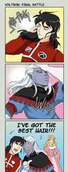 02.07 Voltron: Final Battle by laurbits