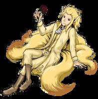 Commission: GoldenFox123187 by laurbits