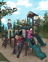 Playground by laurbits