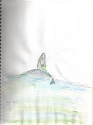 Death by Scanner Mermaid by HookSilverSparrow