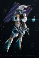 Space wanderer by AspectusFuturus