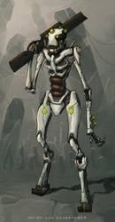 Skeletron by AspectusFuturus