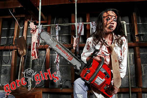 BloodWerks: Gore Girl Promo 14 by davidapuzzophoto