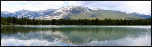 Lake Edith by N1ghtf4ll3r